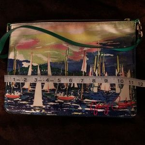 Juicy Couture Sailboat Purse